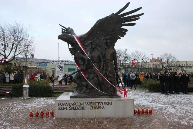 Pomnik Powstańców Wielkopolskich. Zdjęcie nr.1 (640x426)